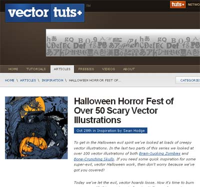 vectortuts_scary